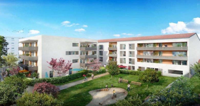 Achat / Vente immobilier neuf Vaulx-en-Velin en plein cœur de ville (69120) - Réf. 5199