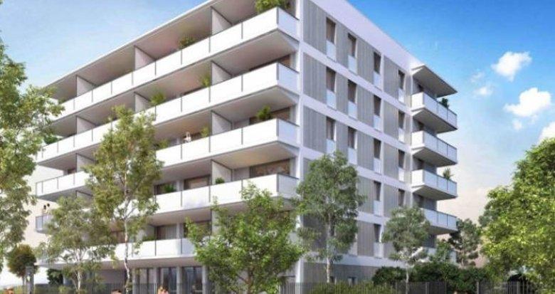 Achat / Vente immobilier neuf Vaulx-en-Velin proche Carré de Soie (69120) - Réf. 2594