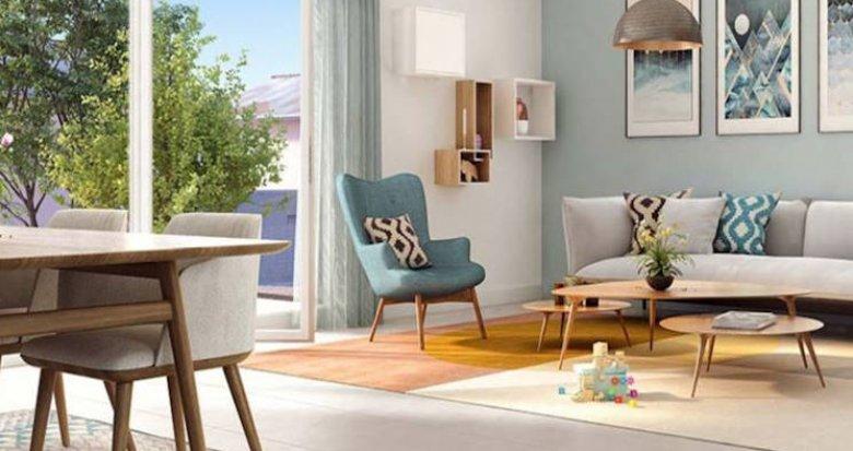 Achat / Vente immobilier neuf Vaulx-en-Velin quartier Village (69120) - Réf. 4144
