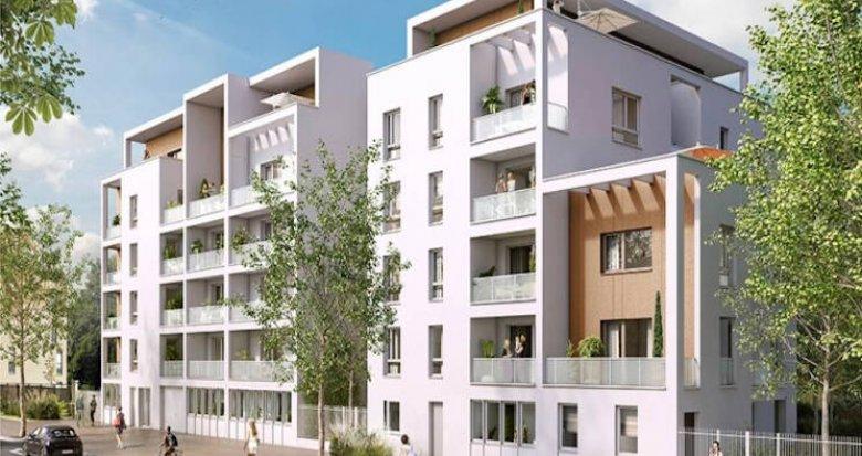 Achat / Vente immobilier neuf Vénissieux à deux pas de Parilly (69200) - Réf. 5498
