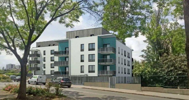 Achat / Vente immobilier neuf Vénissieux à proximité du centre (69200) - Réf. 4844