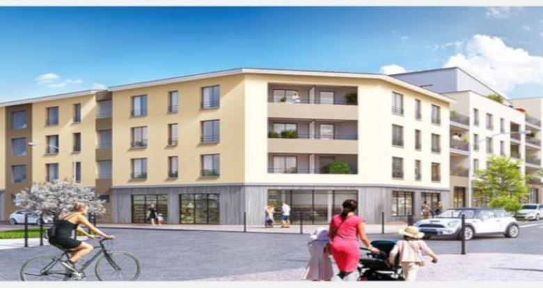 Achat / Vente immobilier neuf Vénissieux au coeur centre-ville (69200) - Réf. 3496