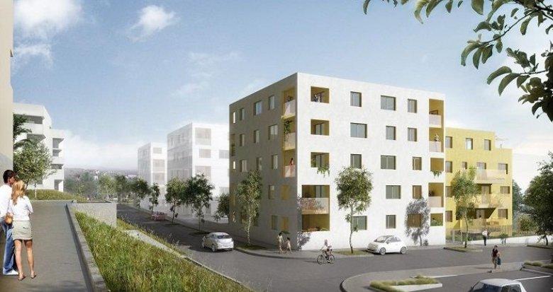 Achat / Vente immobilier neuf Vénissieux proche commerces et 20 minutes de Lyon (69200) - Réf. 764