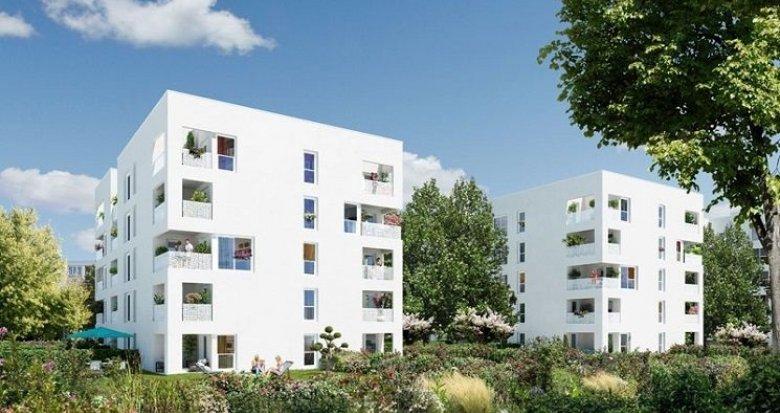 Achat / Vente immobilier neuf Vénissieux proche parc Louis Dupic (69200) - Réf. 763