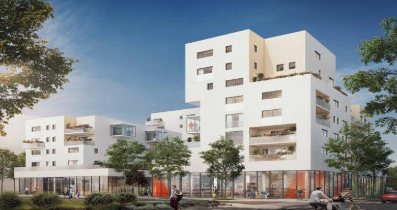 Achat / Vente immobilier neuf Vénissieux proche Parc Parilly (69200) - Réf. 3512