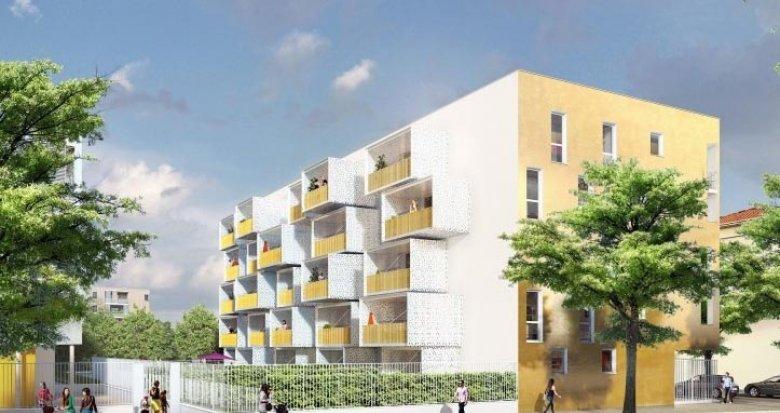 Achat / Vente immobilier neuf Vénissieux village proche centre (69200) - Réf. 2047