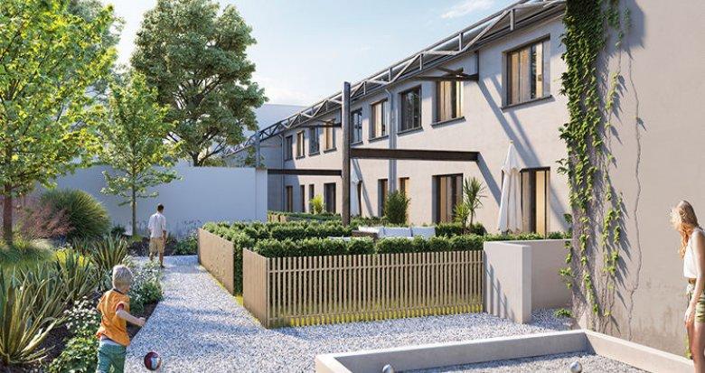 Achat / Vente immobilier neuf Villefranche-sur-Saône aux abords du centre (69400) - Réf. 5584