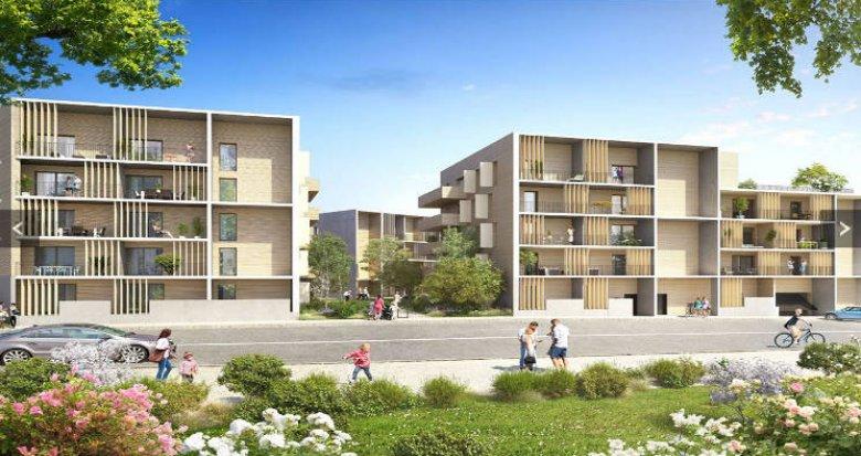 Achat / Vente immobilier neuf Villefranche-sur-Saône cœur de ville (69400) - Réf. 3357