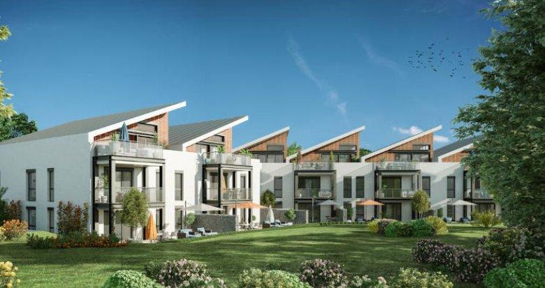Achat / Vente immobilier neuf Villefranche-sur-Saône proche centre (69400) - Réf. 3017
