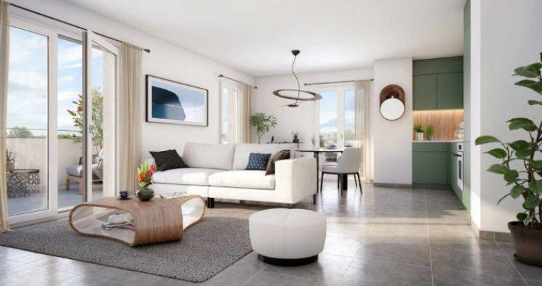 Achat / Vente immobilier neuf Villeurbanne à 500 m du métro Gratte-Ciel (69100) - Réf. 5726
