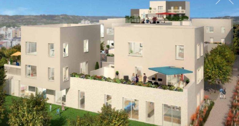 Achat / Vente immobilier neuf Villeurbanne à 500 mètres du Métro République (69100) - Réf. 3205