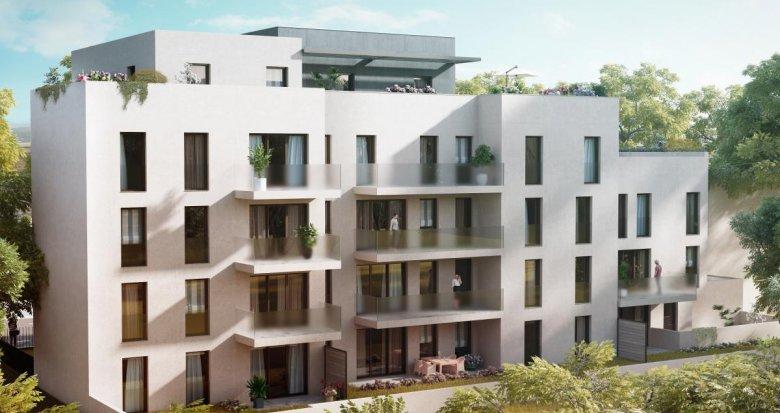 Achat / Vente immobilier neuf Villeurbanne aux portes de Montchat (69100) - Réf. 2229