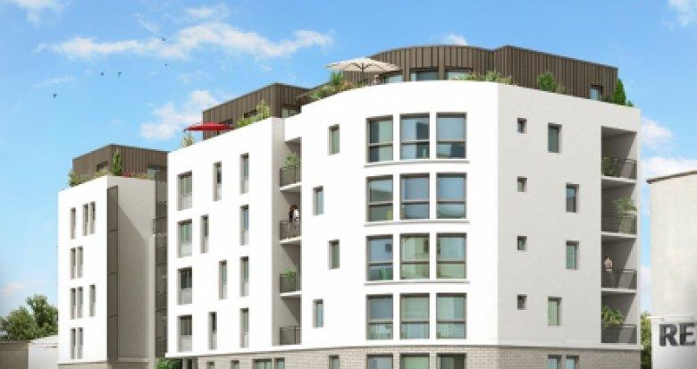 Achat / Vente immobilier neuf Villeurbanne en plein cœur du quartier République (69100) - Réf. 633