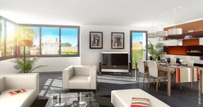 Achat / Vente immobilier neuf Villeurbanne proche centre-ville Lyon (69100) - Réf. 2169