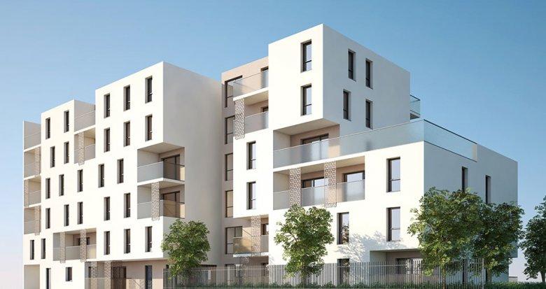 Achat / Vente immobilier neuf Villeurbanne proche des commodités (69100) - Réf. 2378