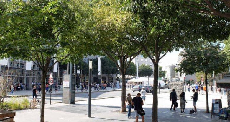 Achat / Vente immobilier neuf Villeurbanne proche du campus de la Doua (69100) - Réf. 6026