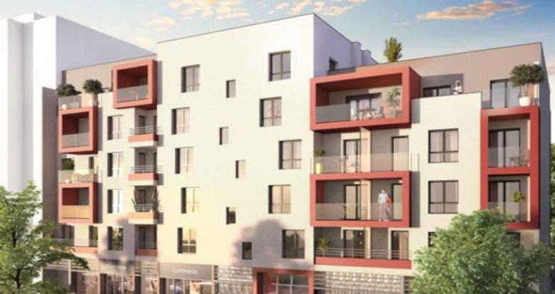 Achat / Vente immobilier neuf Villeurbanne proche écoles (69100) - Réf. 3342