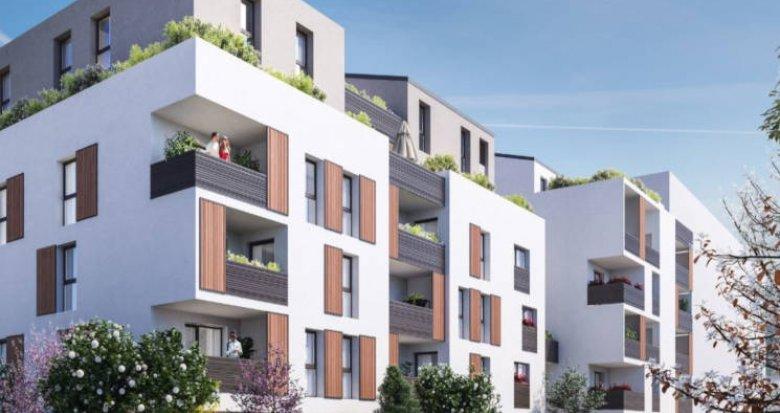Achat / Vente immobilier neuf Villeurbanne proche Gratte-Ciel (69100) - Réf. 3347