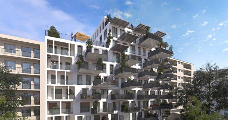 Achat / Vente immobilier neuf Villeurbanne proche Gratte-Ciel (69100) - Réf. 689