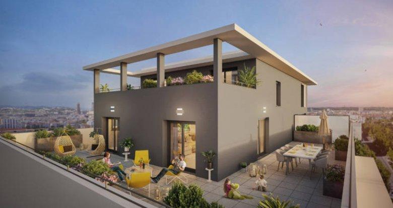 Achat / Vente immobilier neuf Villeurbanne proche Montchat (69100) - Réf. 3060