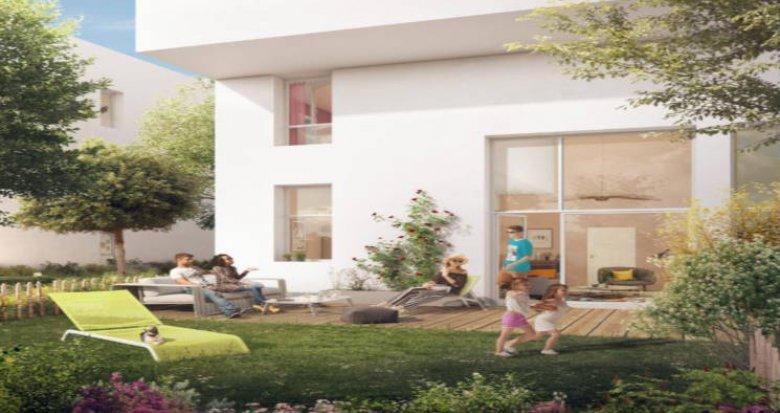 Achat / Vente immobilier neuf Villeurbanne proche quartier Gratte-Ciel (69100) - Réf. 2706