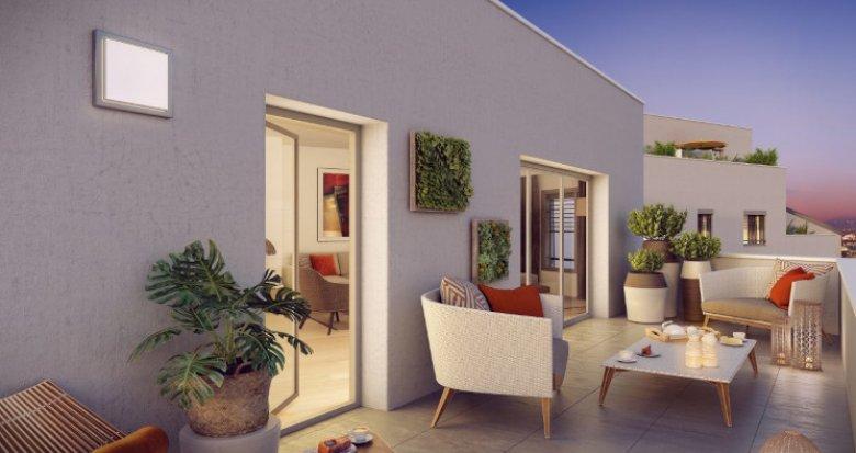 Achat / Vente immobilier neuf Villeurbanne proche secteur Gratte-Ciel (69100) - Réf. 5866