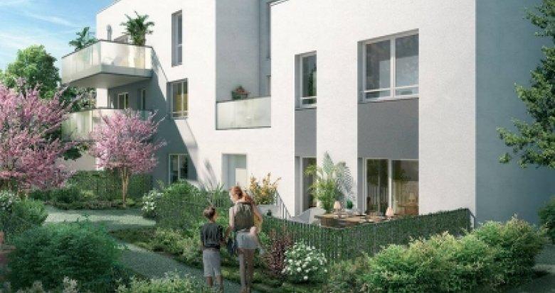 Achat / Vente immobilier neuf Villeurbanne proches des transports (69100) - Réf. 3405