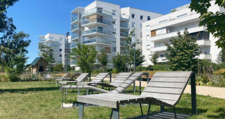 Achat / Vente immobilier neuf Villeurbanne quartier Carré de Soie (69100) - Réf. 4944