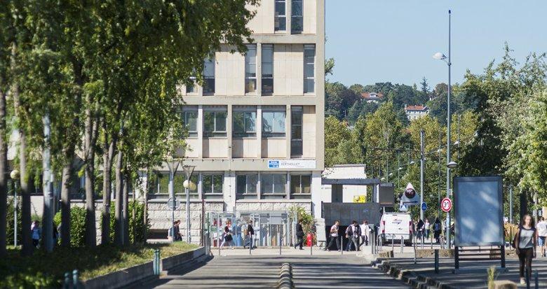 Achat / Vente immobilier neuf Villeurbanne quartier Château Gaillard (69100) - Réf. 2479
