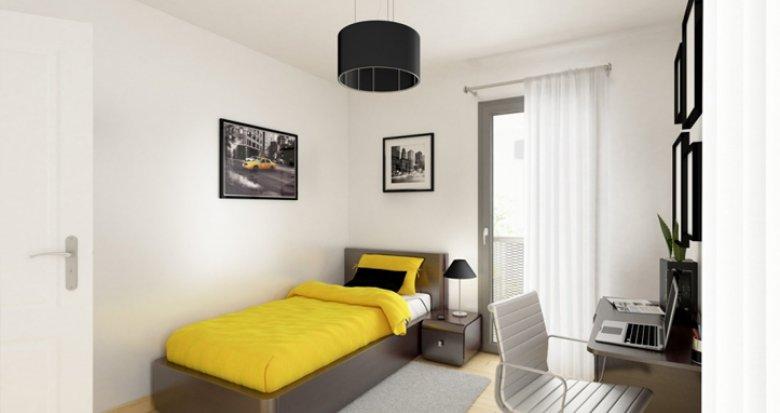 Achat / Vente immobilier neuf Villeurbanne quartier pavillonnaire (69100) - Réf. 566