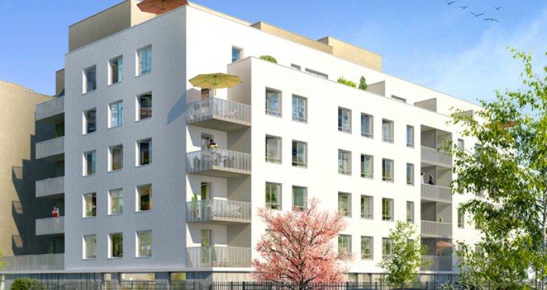Achat / Vente immobilier neuf Villeurbanne Saint-Jean (69100) - Réf. 142